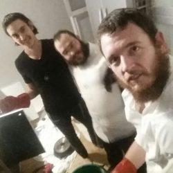 צוות הכשרת מטבחים בפעולה
